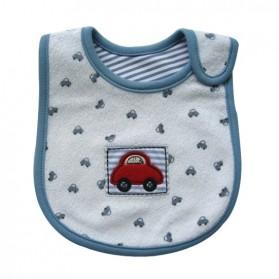Carter's Bib - Little Car