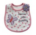 Carter's Bib -Mommies Little Butterfly