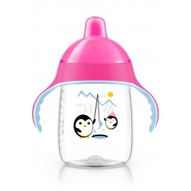 Avent My Penguin Sippy Cup 18m+ (340ml/12oz)