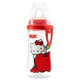 NUK Hello Kitty Silicone Spout Active Cup 10 oz