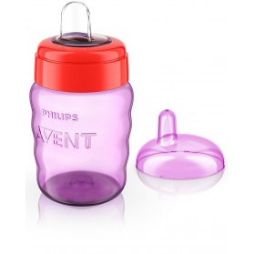Philips Avent Easy Sip Spout Cup 260 ml Pink
