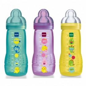 MAM 330ml Baby Bottle Single Pack Latest Design