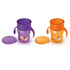Avent Printed My First Grown Up / Drinking Cup 260ml/9Oz - BPA FREE
