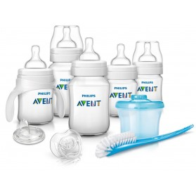 Philips AVENT BPA Free Classic Plus + Infant Starter Gift Set Free Shipping