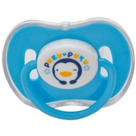 PUKU Pacifier 6-12m Blue/Red