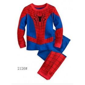 BabyGap Pyjamas 2T to 7T Spiderman 2126