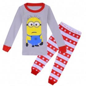 BabyGap Pyjamas 2T to 7T Grey Minion