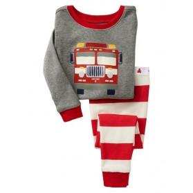 BabyGap Pyjamas 2T to 7 Fire Engine