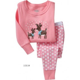 BabyGap/Old Navy Pyjamas 2T to 7T Deer