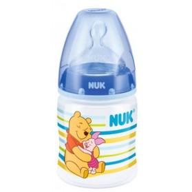 NUK Winnie the Pooh First Choice + 5oz/150ml Bottle