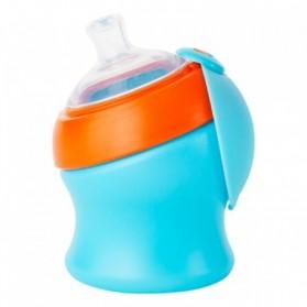 Boon Swig Short Spout Top Sippy Cup 7 oz Blue / Purple