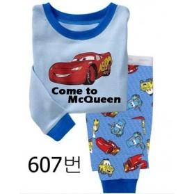 BabyGap Pyjamas 2T to 7T Come to McQueen