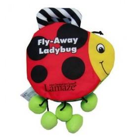 Lamaze Fly-away Ladybug