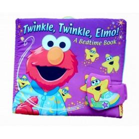Soft Play Twinkle Twinkle Elmo Cloth Book