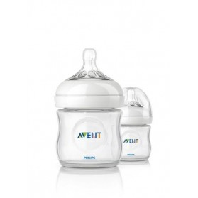Philips Avent Bottle Natural 2 x 4oz / 125ml (Twin) England Set