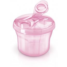 Philips Avent: Milk Powder Dispenser - Pink
