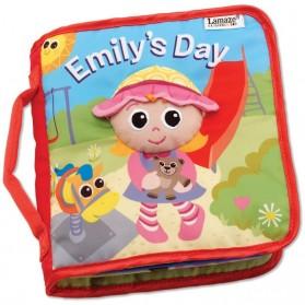 Lamaze Emily's Day Cloth Book