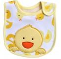 Carter's Bib-Yellow Duck