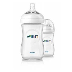 Philips Avent Bottle Natural 2 x 9oz / 260 ml (Twin) England Set