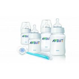 Philips Avent Newborn Starter Kit Classic Free Shipping-PP-BPA-Free