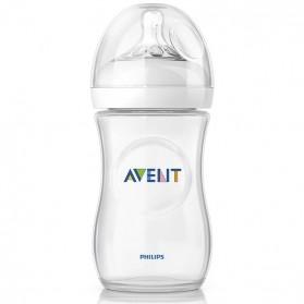 Philips AVENT Natural Range 260ml (9oz) x 1 Feeding Bottle-Loose Pack