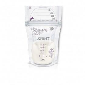 Avent Breastmilk Storage Bag (25x 180ml/6oz)
