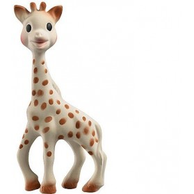 Vulli Sophie the Giraffe Teether come with Gift Box