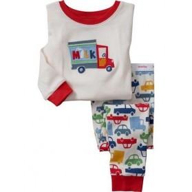 BabyGap Pyjamas 18-24m to 6T Milk Lorry
