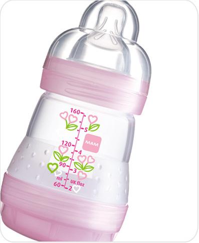 mam feeding bottle