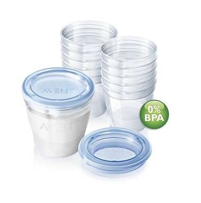 avent via cup 10 x 180ml